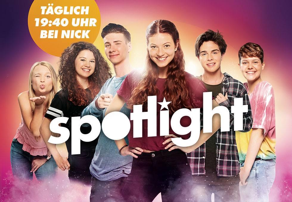"""Sandra Stöckmann schreibt für """"Spotlight"""" auf Nickelodeon"""